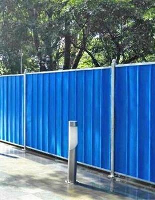 雅安彩钢围栏