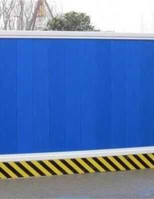雅安活动房彩钢围栏