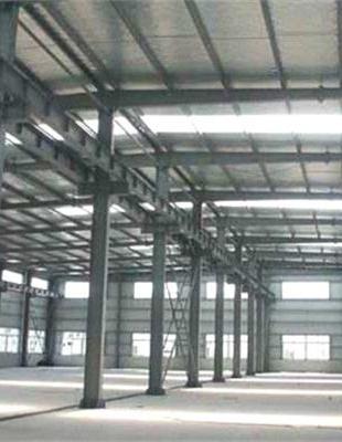 雅安钢结构厂房